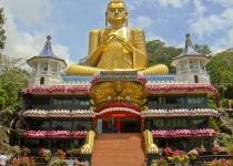 Srí Lanka: levné letenky - Colombo již od 10 688 Kč s odletem z Prahy