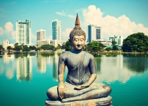 Srí Lanka: levné letenky - Colombo již od 10 690 Kč s odletem z Prahy