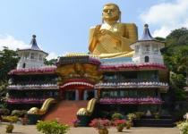 Srí Lanka: levné letenky - Colombo již od 12 990 Kč s odletem z Prahy