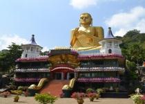 Srí Lanka: levné letenky - Colombo již od 15 590 Kč s odletem z Prahy