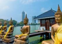 Srí Lanka: levné letenky Colombo již od 9 390 Kč s odletem z Prahy