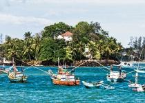 Srí Lanka: levné letenky - Colombo od 10 990 Kč s odletem z Prahy