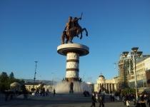 Super cena letenek Bratislava Skopje zpět za 943 Kč