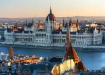 Super cena letenek Praha Budapešť a zpět za 490 Kč