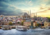 Super cena letenek Praha Istanbul a zpět za 3590 Kč