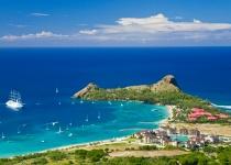 Svatá Lucie: levné letenky - Vieux Fort St. Lucia od 12 990 Kč s odletem z Prahy