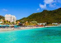 Svatý Martin: levné letenky - St Maarten s odletem z Paříže od 10 445 Kč