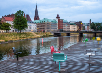 Švédsko: levné letenky - Gothenburg, Malmo s odletem z Krakova již od 409 Kč