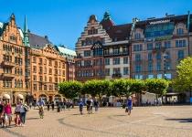 Švédsko: levné letenky - Malmo s odletem z Katovic již od 692 Kč