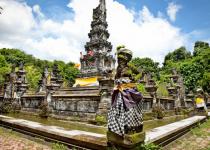 Tanzánie: levné letenky - Bali s odletem z Londýna již od 9 990 Kč
