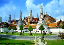 Thajsko: levné letenky - Bangkok již od 11 590 Kč s odletem z Prahy nebo Vídně