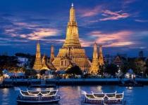 Thajsko: levné letenky - Bangkok již od 11 890 Kč s odletem z Prahy