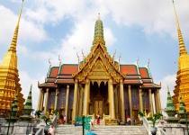 Thajsko: levné letenky - Bangkok již od 11 990 Kč s odletem z Prahy
