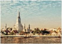 Thajsko: levné letenky - Bangkok již od 12 990 Kč s odletem z Prahy