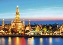 Thajsko: levné letenky - Bangkok již od 13 290 Kč s odletem z Prahy v hlavní sezoně