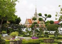 Thajsko: levné letenky - Bangkok již od 9 999 Kč s odletem z Berlína