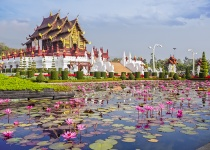 Thajsko: levné letenky - Bangkok nebo Chiang Mai s odletem z Prahy již od 11 590 Kč