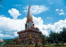 Thajsko: levné letenky - Bangkok nebo ostrov Phuket s odletem z Mnichova již od 10 690 Kč