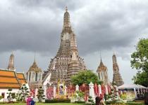 Thajsko: levné letenky - Bangkok s odletem z Berlína již od 11 690 Kč vč. Vánoc