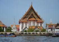 Thajsko: levné letenky - Bangkok s odletem z Mnichova již od 12 733 Kč vč. Vánoc a Silvestra