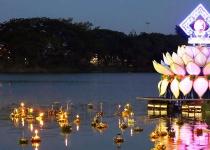 Thajsko: levné letenky - Bangkok s odletem z Prahy (2 dny v Dubaji) od 14 990 Kč