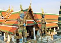 Thajsko: levné letenky - Bangkok s odletem z Prahy nebo Budapešti od 11 490 Kč