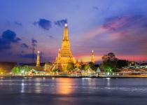 Thajsko: levné letenky - Bangkok s odletem z Prahy od 11 590 Kč