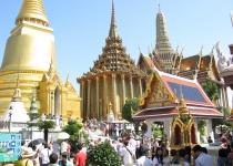 Thajsko: levné letenky - Bangkok s odletem z Varšavy a návratem do Prahy, Mnichova, Vídně a Berlína již od 8 490 Kč
