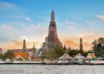 Thajsko: Levné letenky - Bangkok s odletem z Vídně již od 13 268 Kč