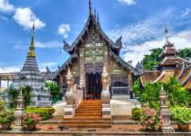Thajsko: levné letenky - Chiang Mai (Čiang Mai) s odletem z Mnichova již od 12 290 Kč vč. Vánoc