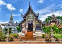 Thajsko: levné letenky - Chiang Mai (Čiang Mai) s odletem z Prahy již od 10 590 Kč