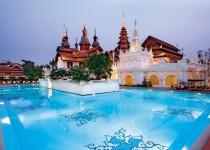 Thajsko: levné letenky - Chiang Mai (Čiang Mai) s odletem z Říma nebo Milána již od 10 948 Kč