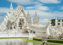 Thajsko: levné letenky - Chiang Mai nebo Krabi s odletem z Prahy nebo Budapešti již od 12 139 Kč