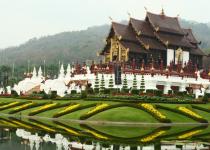 Thajsko: levné letenky - Chiang Mai s odletem z Londýna již od 8 824 Kč