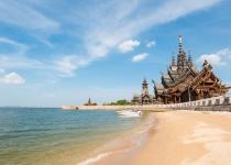 Thajsko: levné letenky - Pattaya s odletem z Prahy již od 10 990Kč