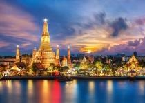 Thajsko: levné letenky  - Bangkok + 2 dny v Dubaji s odletem z Prahy již od 14 590 Kč