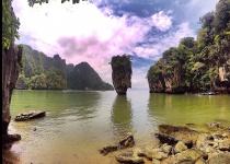 Thajsko: levné letenky  - Phuket s odletem z Berlína již od 14 307 Kč