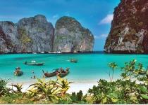 Thajsko: levné letenky  - Phuket s odletem z Budapešti od 11 923 Kč