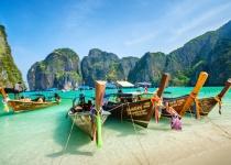 Thajsko: levné letenky - Phuket s odletem z Košic již od 11 664 Kč