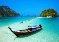 Thajsko: levné letenky - provincie Krabi s odletem z Milána již od 9 853 Kč