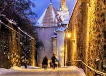 Trojice vánočních trhů Praha Tallinn Oslo Brusel Praha od 6999 Kč
