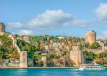Turecko: levné letenky - Istanbul s odletem z Prahy nebo Vídně již od 3 990 Kč vč. Vánoc a Silvestra