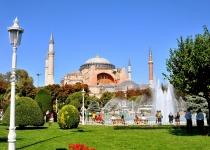 Turecko: levné letenky- Istanbul s odletem z Vídně již od 3 390 Kč