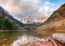 USA: levné letenky - Aspen, Denver nebo Salt Lake City s odletem z Vídně od 11 308 Kč