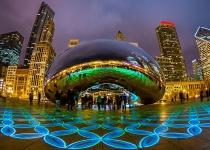 USA: levné letenky - Chicago s odletem z Berlína a Vídně od 8 590 Kč