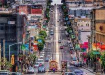 USA: levné letenky do Los Angeles a San Francisca od 9 190 Kč s odletem z Košic