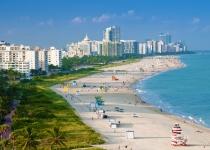 USA: levné letenky do Miami s odletem z Vídně od 11 290 Kč