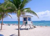 USA: levné letenky - Florida - Fort Lauderdale s odletem z Londýna již od 8 314 Kč