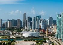 USA: levné letenky - Florida - Miami od  8 107 Kč s odletem z Lipska