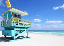 USA: levné letenky - Florida - Miami s odletem z Berlína již od 8 990 Kč